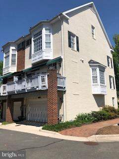 Sitting quietly back off the main street, this four level newer townhome in the heart of old town, doesn't disappoint.  It has space, modern construction, a deck, a two car garage, and its an end unit!  Only a little TLC to bring this one into ship shape!