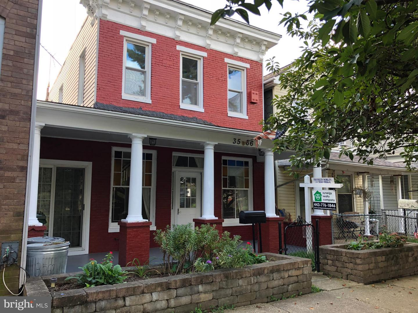 3566 Poole St, Baltimore, MD 21211, MLS #1009600720 - Howard Hanna