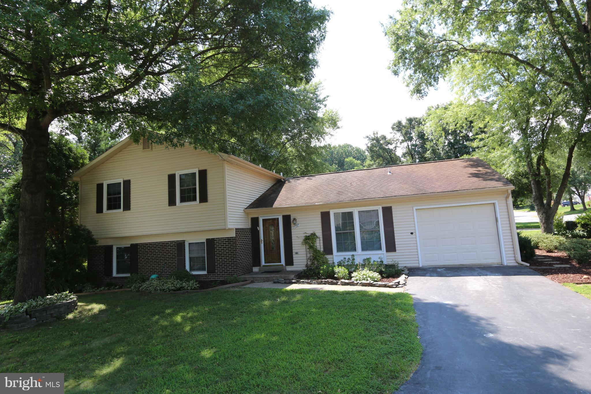 Stunning 4BR, 3FB, 3LVL SFH Located in Newington Woods Close to Springfield Metro! Lots of Updates to This Home ~ HVAC '15, HWH '14, Recessed Lighting In Living & Dining Rooms '18 & Master Bedroom, Lower Level 3rd FB '14, Gutters '14 & so Much More! Gourmet Kitchen w/Granite Counters & Updated Appliances. Beautiful Hardwoods on Main Level & MBR! Perfect Backyard for Entertaining w/Decking & Pond!