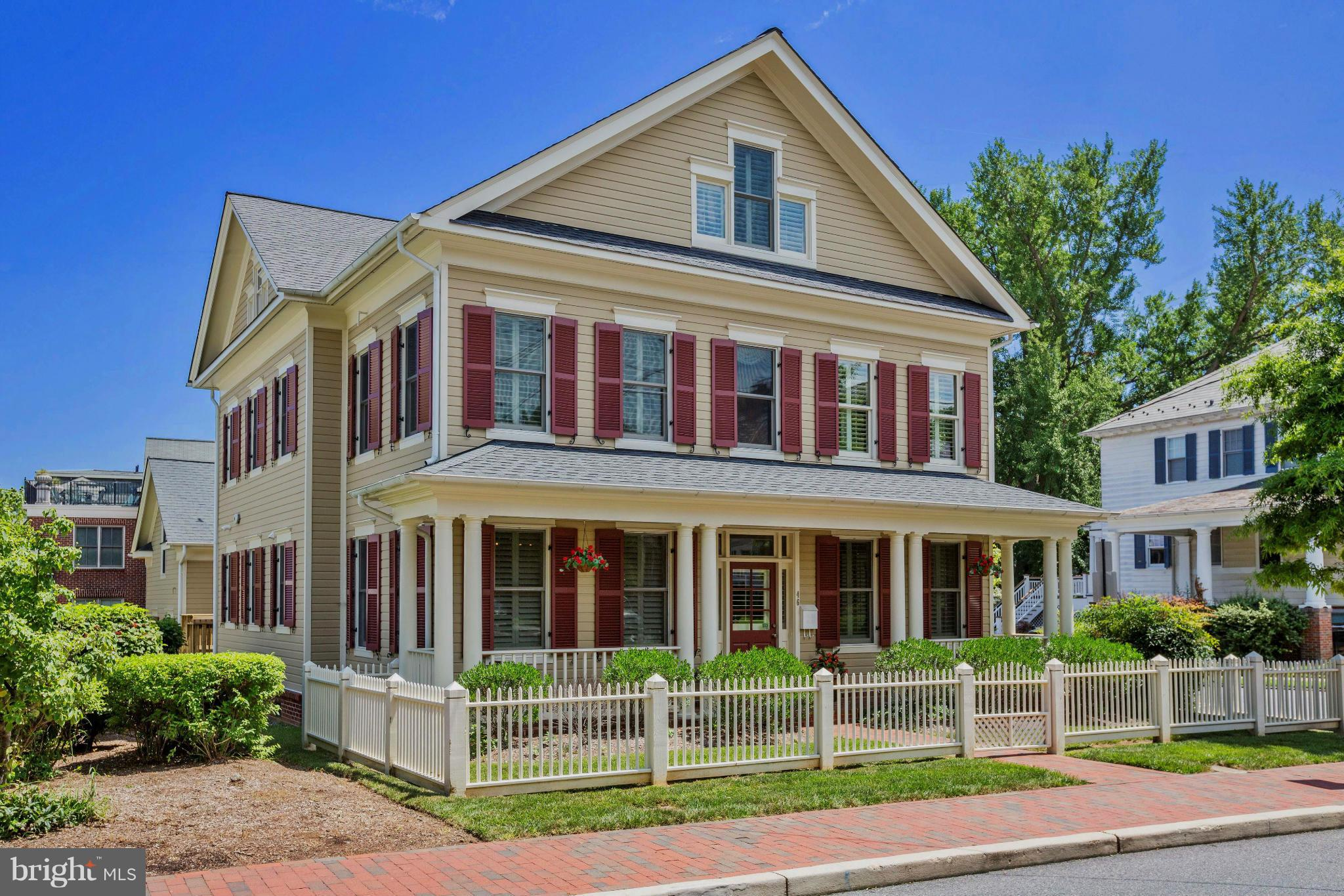 46 FRANKLIN STREET, ANNAPOLIS, MD 21401