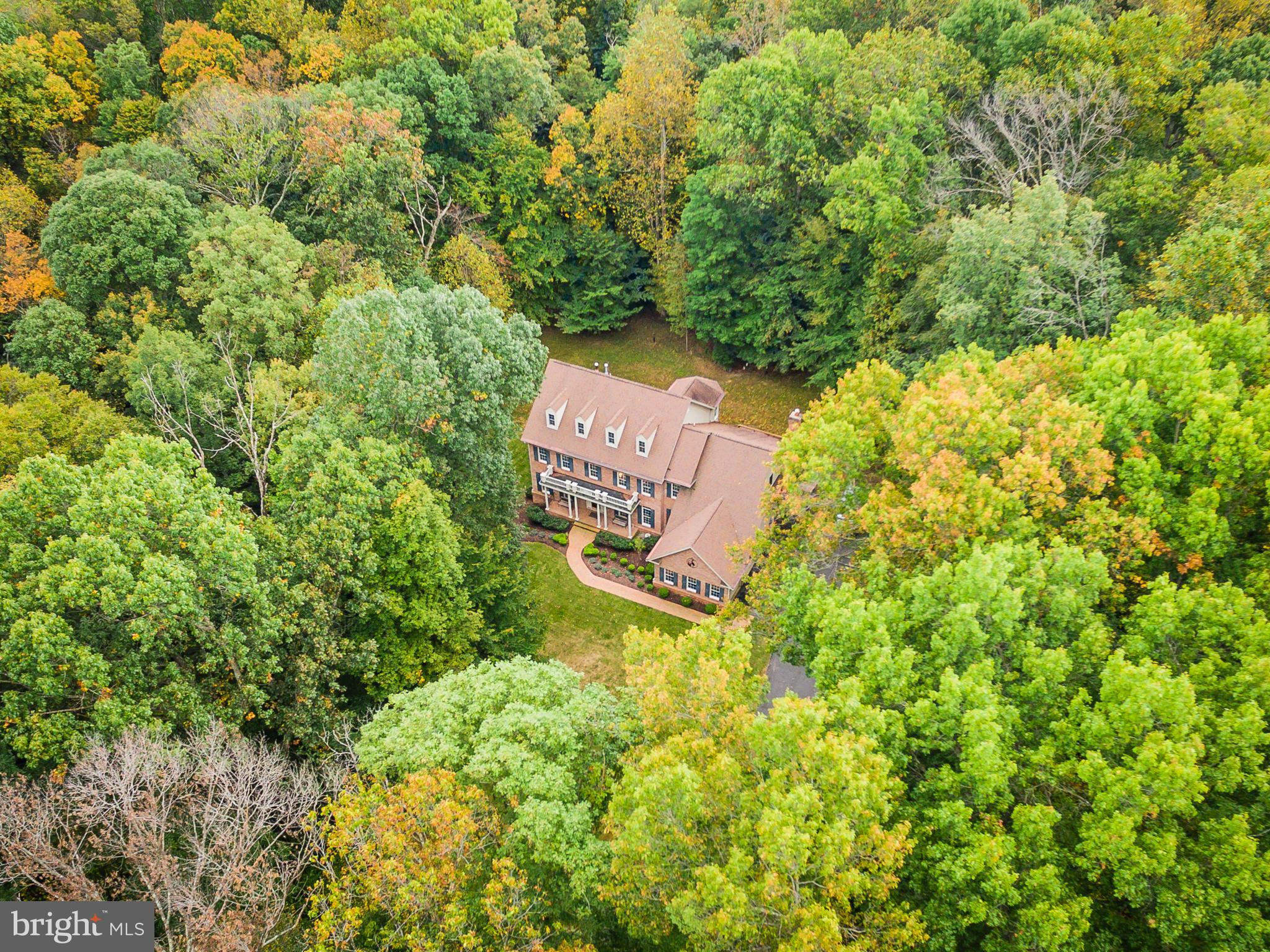 Over 6600 Sq Ft Custom Estate on 6.39 private acres - close to GMU, I-66 & DC Beltway! Surrounded by natural beauty, an open patio & entertainment deck! Plus, 3-story Extension, Finished walkout basement, 3-car side Garage, Grand-sized rooms, Curved staircase! Gourmet granite Kitchen w/open Morning Room- Vaulted FamRm w/wet bar, FP & back staircase- Luxury Master Suite, SittingRm! Loft! Big RecRm