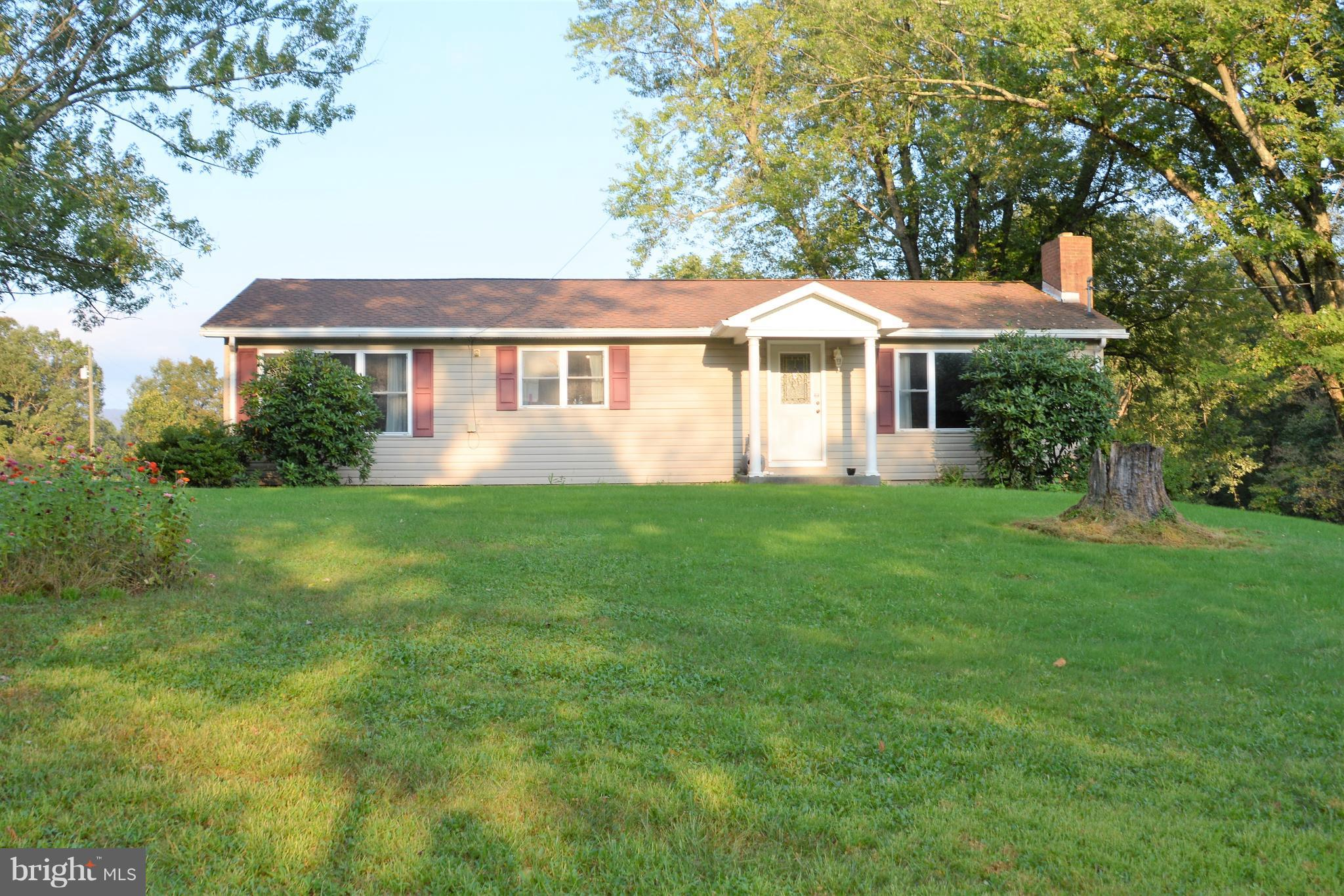1228 PAPERTOWN ROAD, WARFORDSBURG, PA 17267