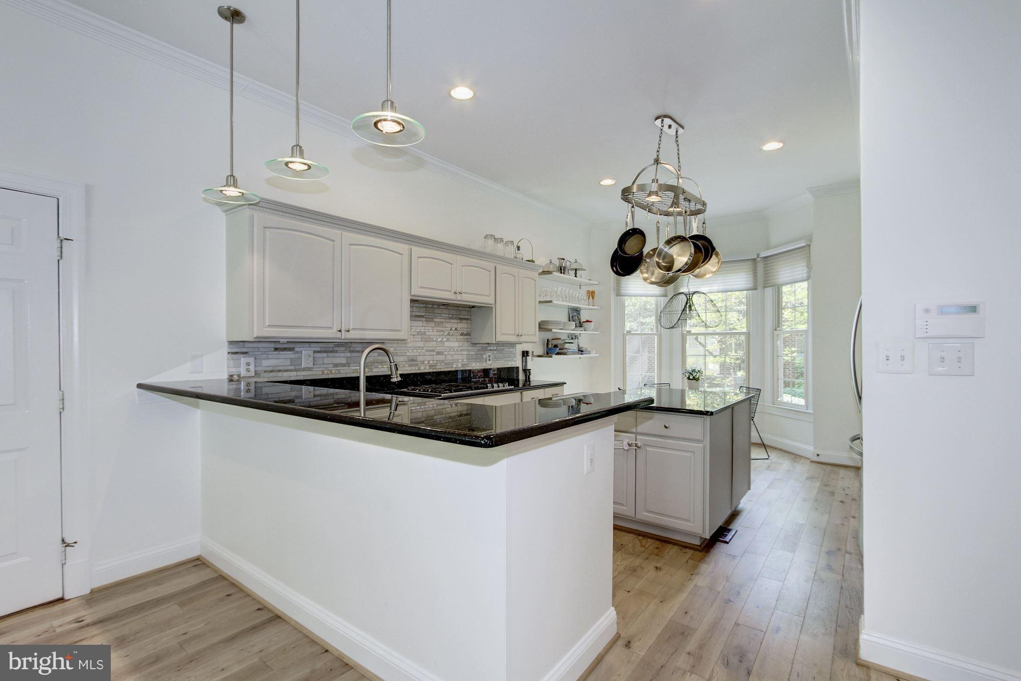 Elegant Kitchen Design Bethesda Md