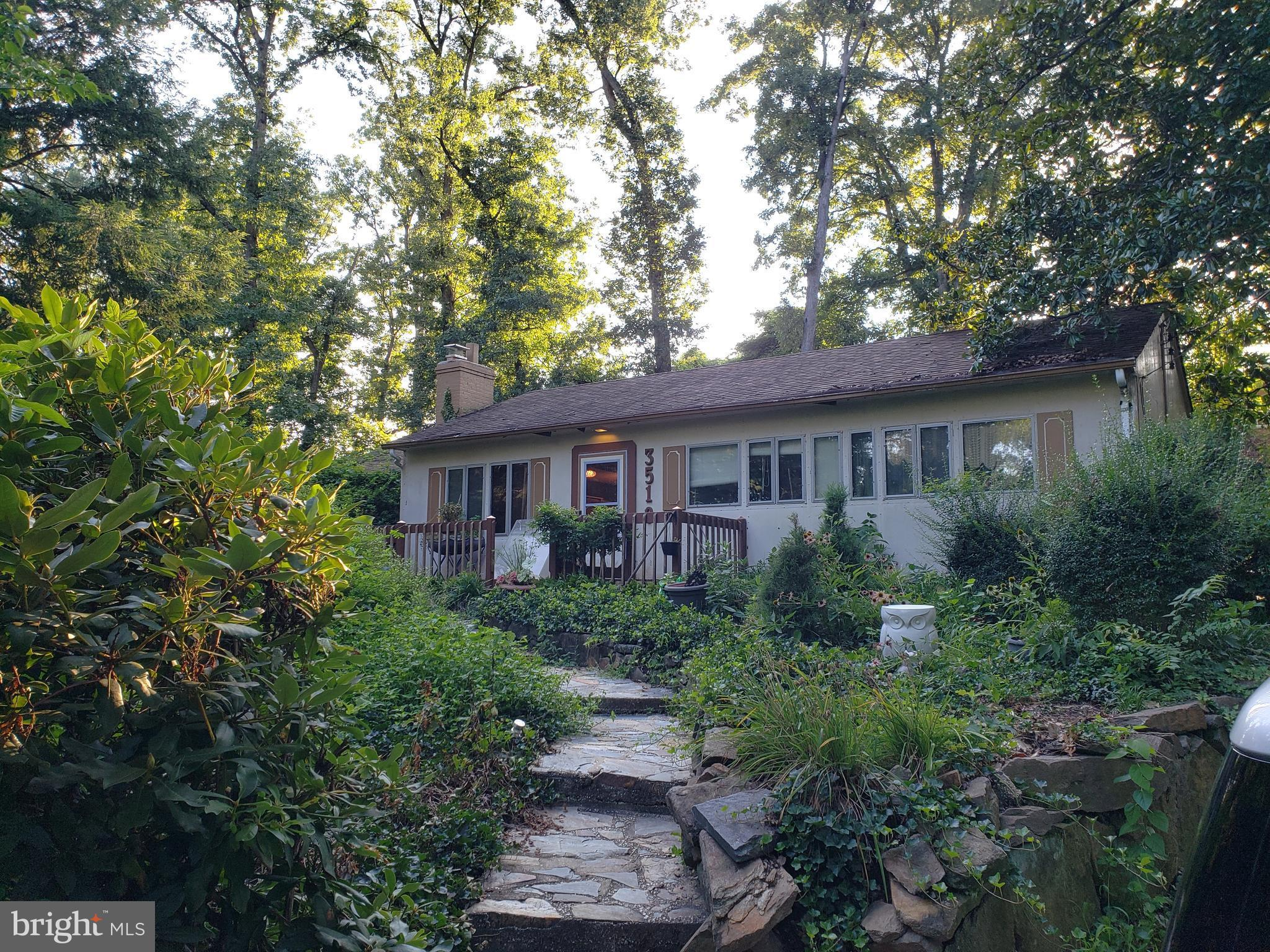 Location Location Location!!! GREAT INVESTOR DEAL! House is a Fixer Upper / Tear Down. About $100K in equity in this move-in condition, property in sort after area, Cul-De-Sac neighborhood. Nested among $800K homes. Comps in $600K range. Family room w/Fire place . Easy commute to DC. Property being sold completely *As-Is, Where-Is* Listing shown by appointment only.