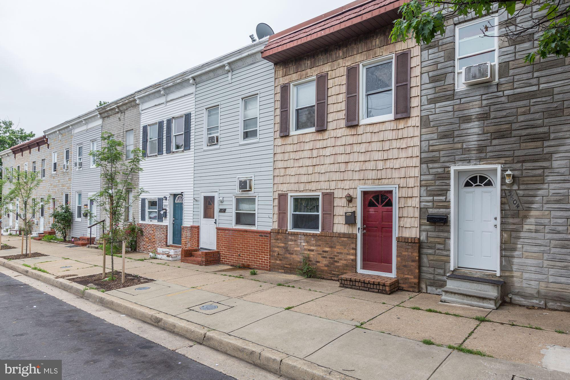 3606 2ND St, Baltimore, MD, 21225