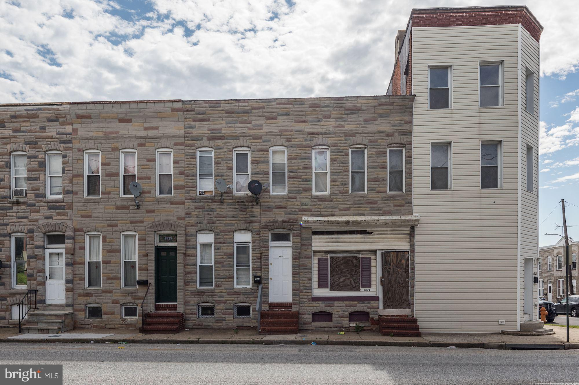 4827 Pennington Ave, Baltimore City, MD, 21226