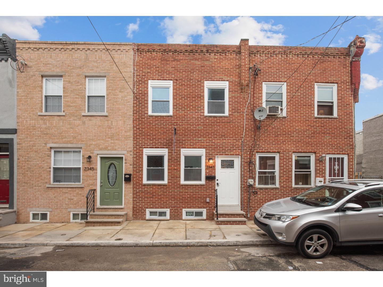 2343 Greenwich Street Philadelphia, PA 19146
