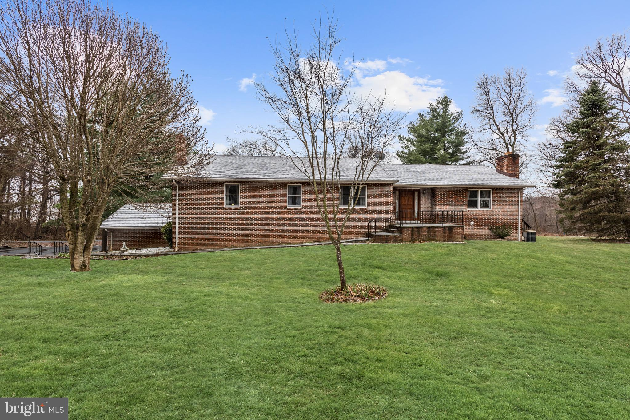 11406 OLD FREDERICK ROAD, MARRIOTTSVILLE, MD 21104