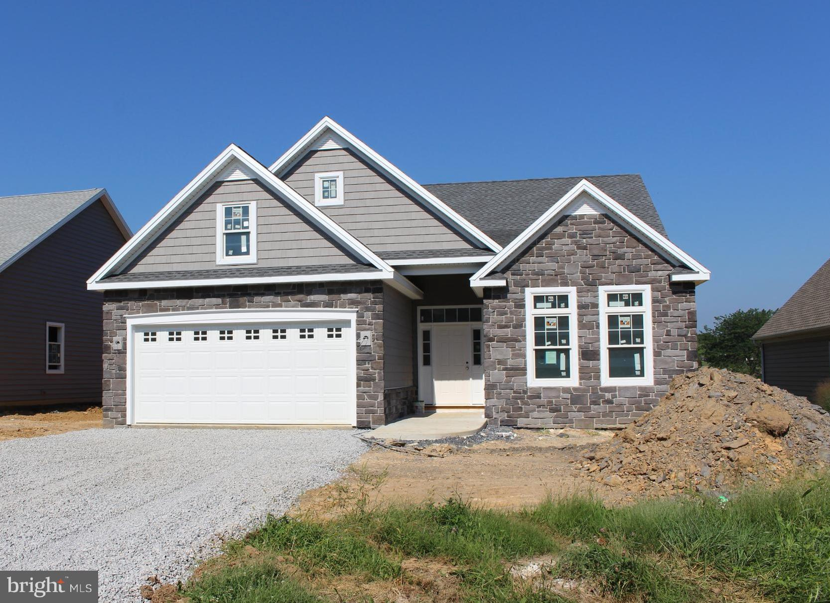 6940 OLD COURSE ROAD, FAYETTEVILLE, PA 17222