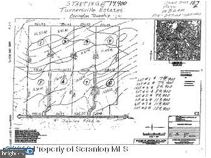 LOT 3 JUBILEE ROAD, COVINGTON TWP., PA 18424