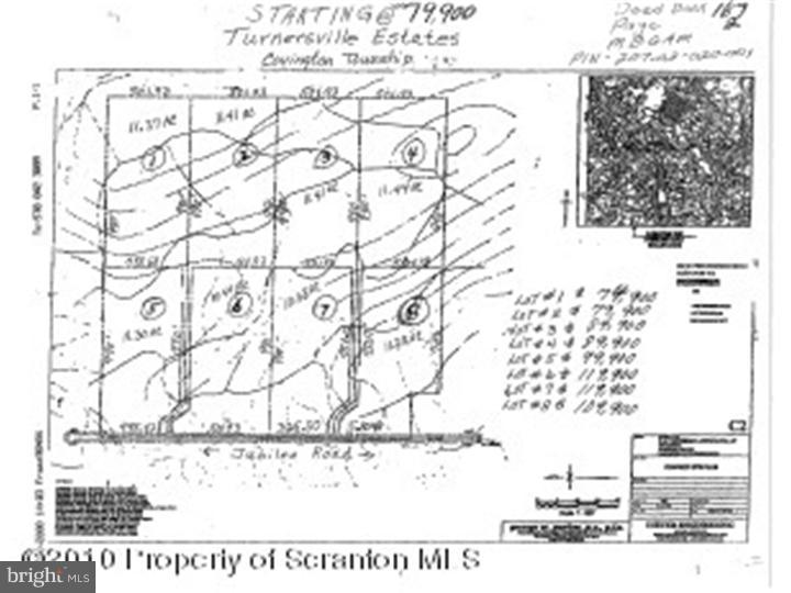 LOT 1 JUBILEE ROAD, COVINGTON TWP., PA 18424