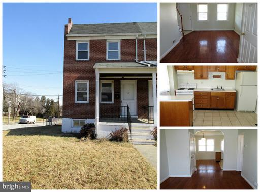 Property for sale at 301 Imla St, Baltimore,  MD 21224