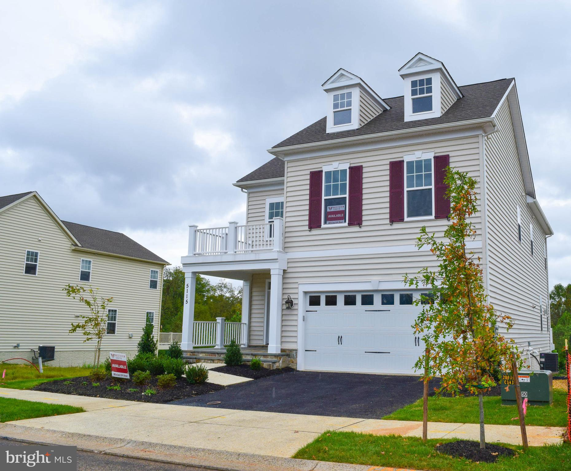 5115 CONTINENTAL DRIVE, FREDERICK, MD 21703