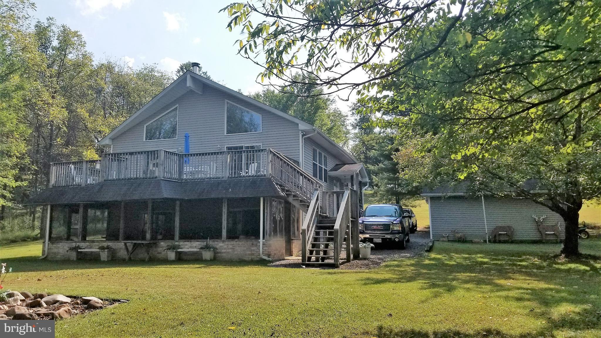 521 Rudolph Lane, Great Cacapon, WV 25422