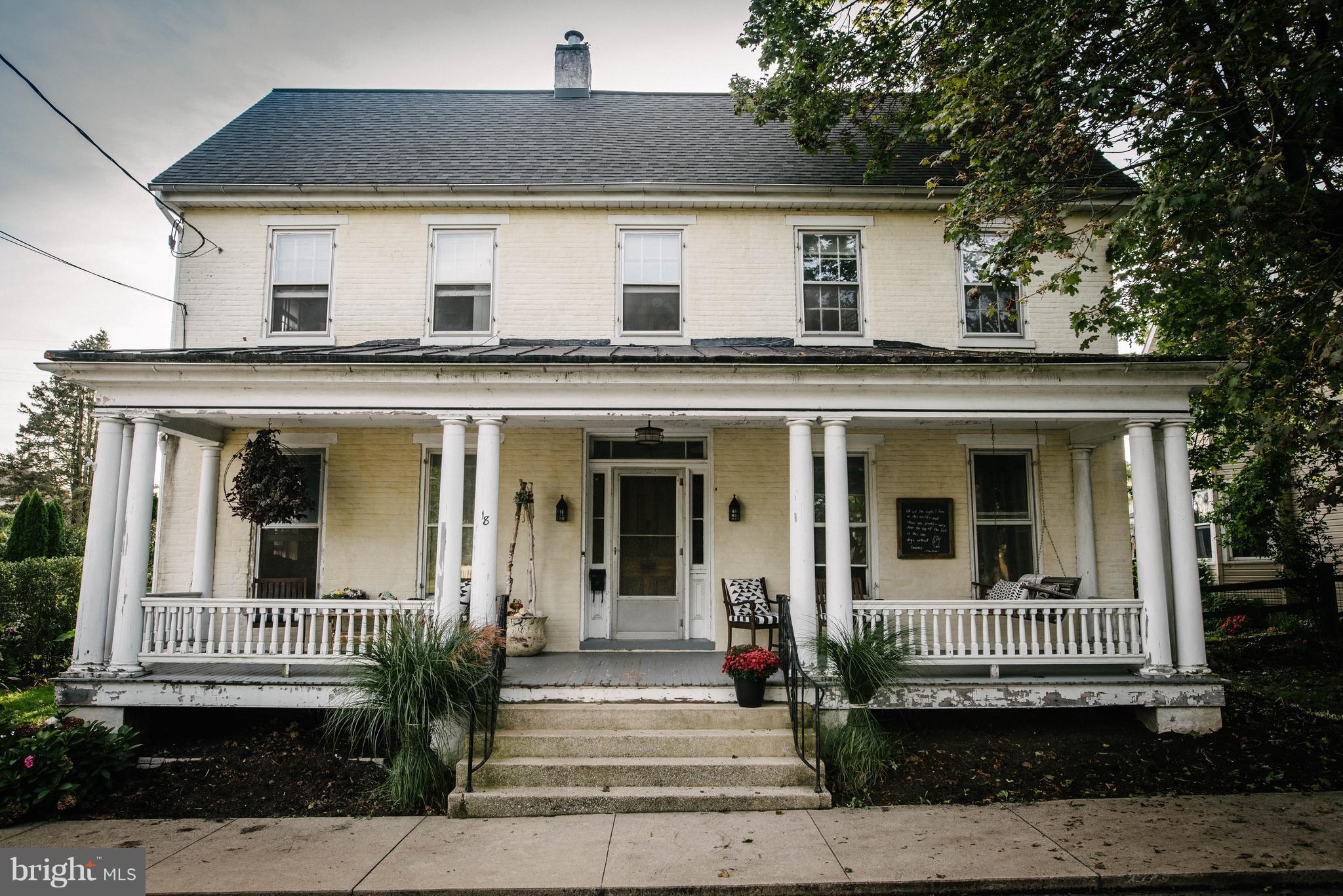 18 GREEN STREET, CHRISTIANA, PA 17509