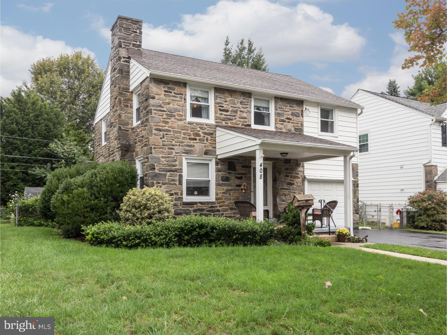 408 Maplewood Road Springfield, PA 19064