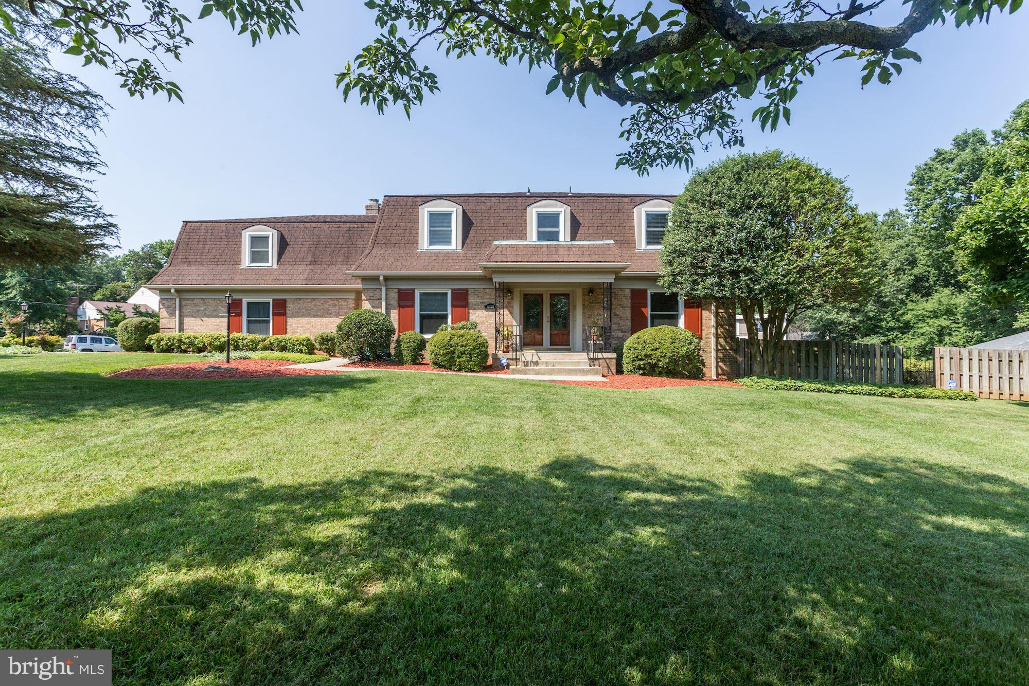 13608 COLEFAIR DRIVE, SILVER SPRING, MD 20904