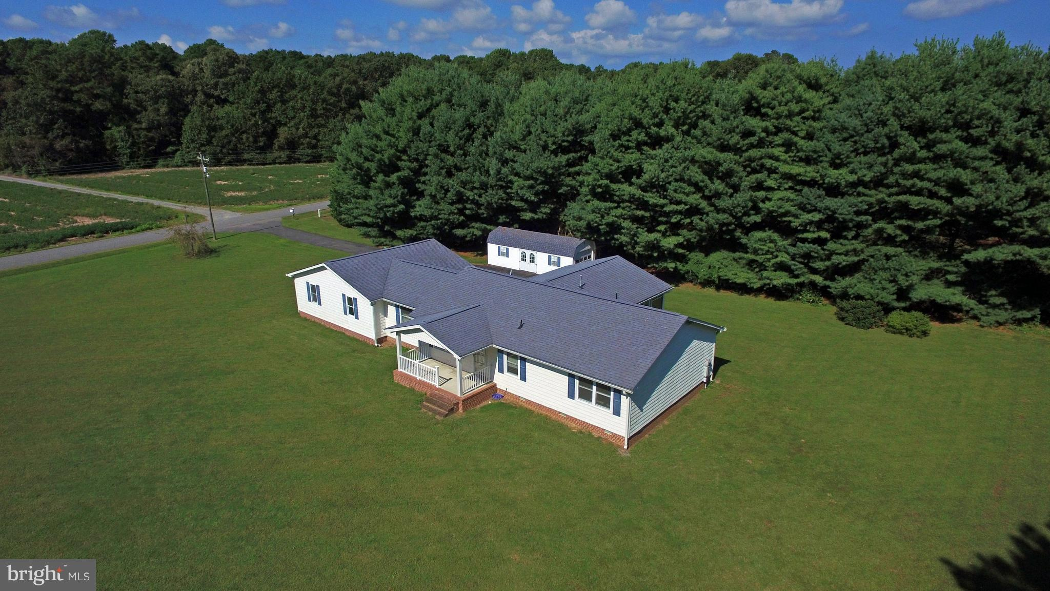 508 OYSTER POINT DRIVE, REEDVILLE, VA 22539