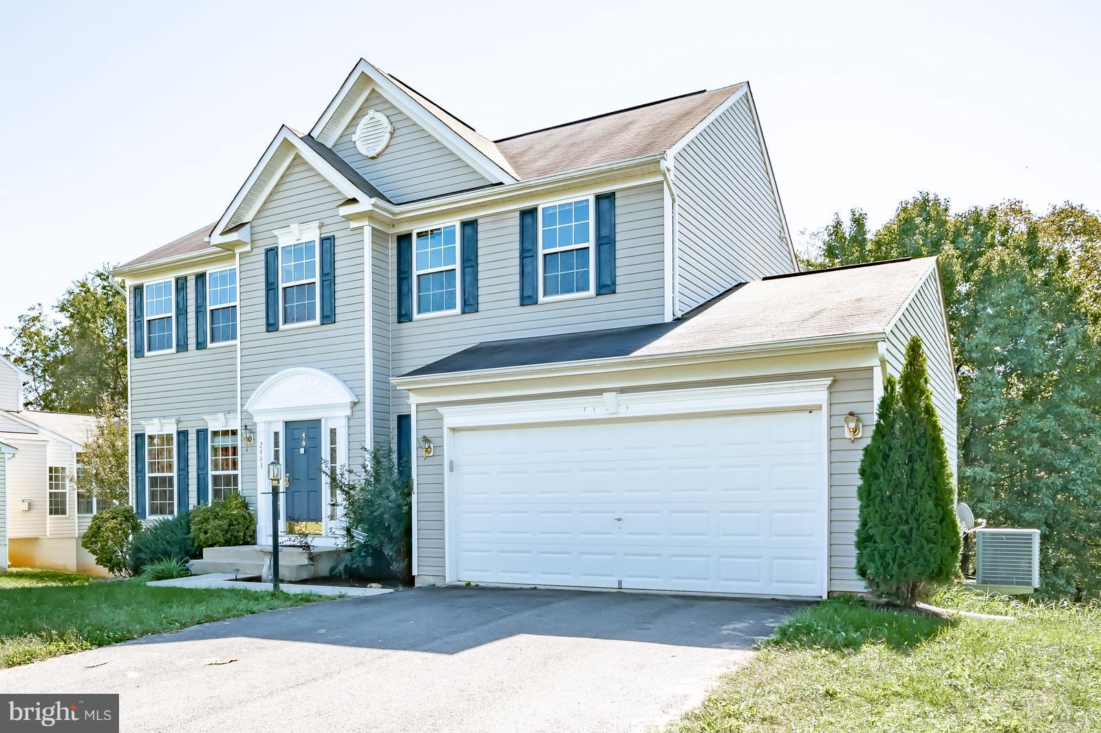 2483 POST OAK DRIVE, Culpeper, VA 22701