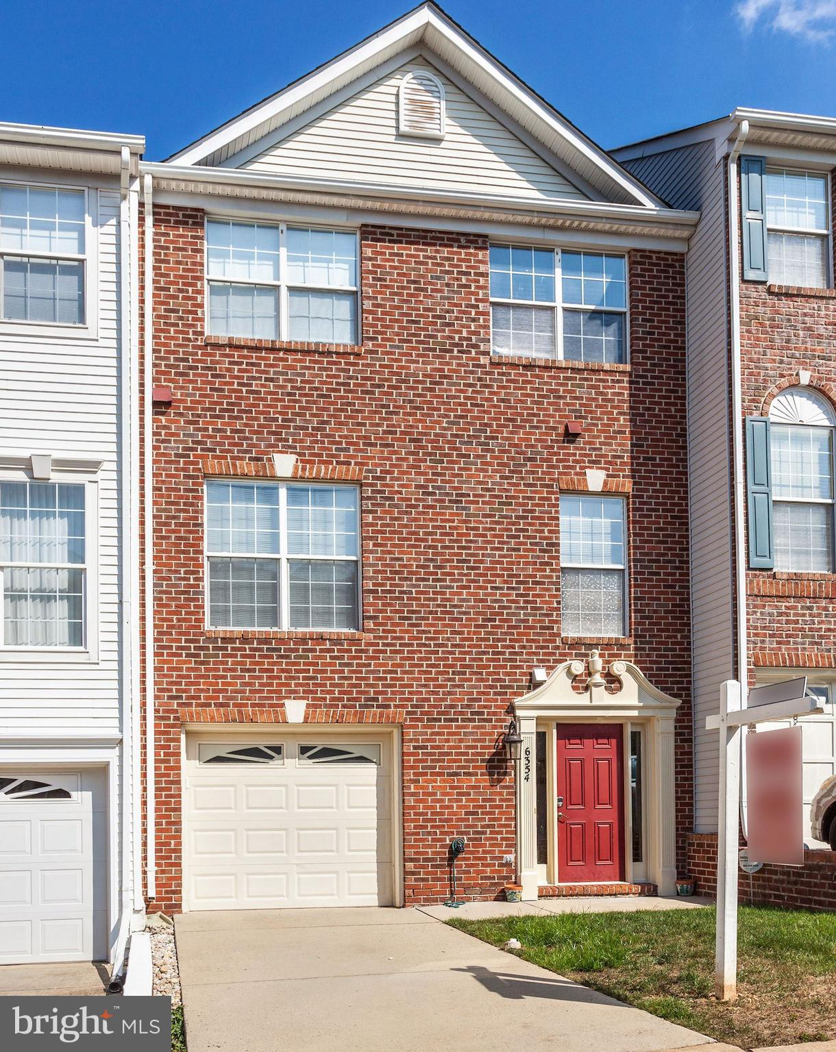 Convenient to the best of Springfield, but tucked away. Brick front, three level, 3BR, garage TH w/ 2 full + 2 half baths, Open, flowing floorplan for easy everyday living and entertaining. Updates incl: new roofing, main lev + bsmt flooring (2018), HWH (2017), central A/C (2016), master bath & kitchen (2015). Deck off of main + patio on bsmt level. Convenient to commuter options & move-in ready!