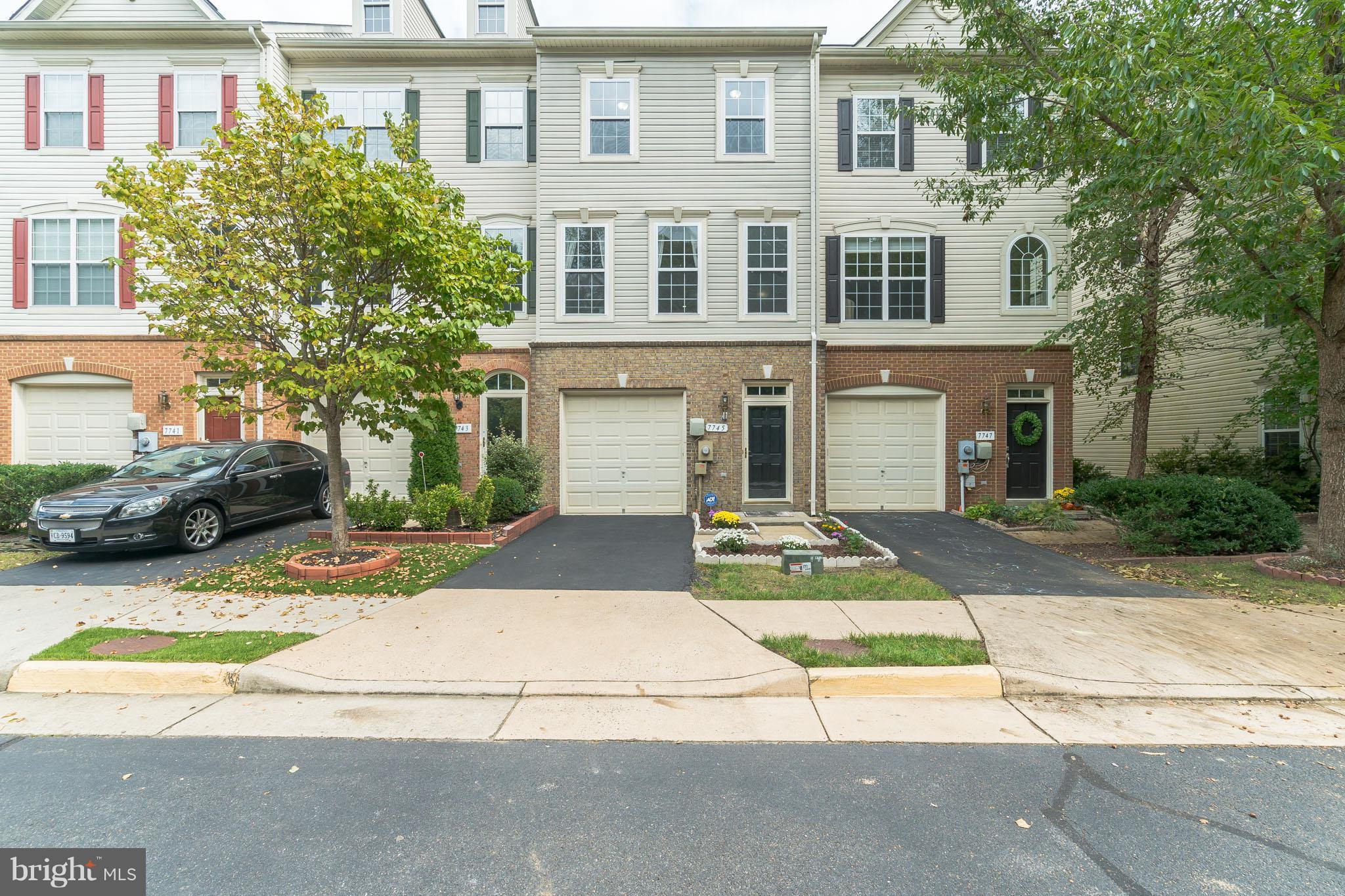 Located a stones throw from serene Huntley Meadows Park, this 3BR/3.5BA townhome is the perfect mix of modern & convenience. Gleaming hdwd flrs flow throughout the 2nd & 3rd lvls, updated kit w/ stainless steel appliances & granite counter tops. Master suite w/ spa like bath & ceramic tiling, 3rd Flr w/d. Deck looks out onto peaceful scenery. Walk to shopping. Metro within 3 miles.