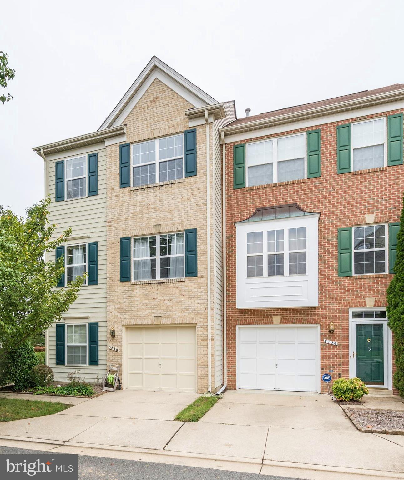 END-UNIT 1-car garage TH on best lot in Gunston Corner! Enjoy >10k in landscaping/patio upgrades + privacy from mature trees. Walk out to deck from KIT or relax in lg family rm w/gas FP.  KIT w/SS appliances, granite cntrs + island. New pipes, fixtures, water htr. Boasts spacious MBR w/walk in closets + vaulted ceilings - BA freshly painted! Mins from VRE, 95, retail - schedule a tour today!