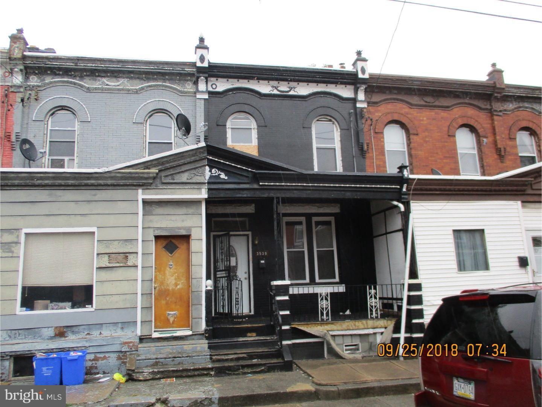 3539 N Marvine Street Philadelphia, PA 19140