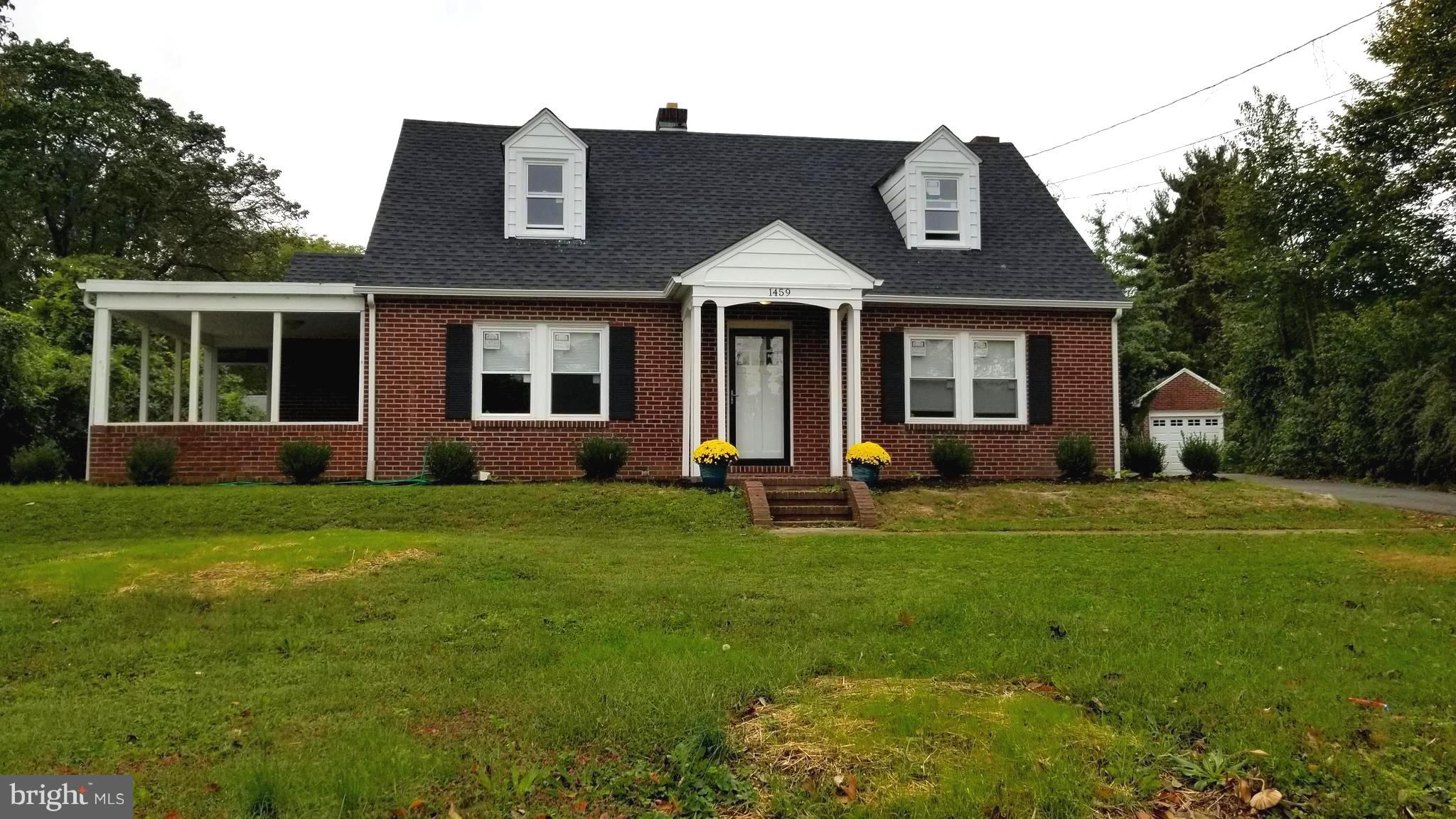 1459 PERRYVILLE ROAD, PERRYVILLE, MD 21903
