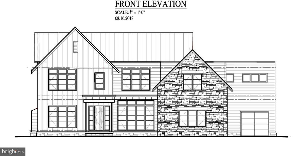 Plans are now being finalized for one of the most forward thinking homes in McLean.  This contemporary style home features a dramatic family room overlook with 16'  wall of glass, 20+ ceilings, a unique kitchen design for entertaining including adjacent 2nd working kitchen, along with many other cutting edge features.  Pair this with a 1/2 acre wooded lot in the heart of McLean and the result is an instant classic that will be enjoyed and appreciated for years to come.  Work now with architect to customize to the specifics of your family situation.