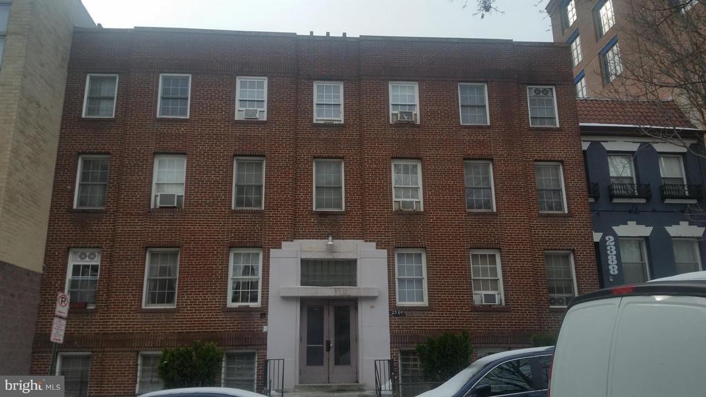 30 unit apartment building Mt Pleasant area near hotels restaurants shop and entertainment.  Property is awaiting a new owner.