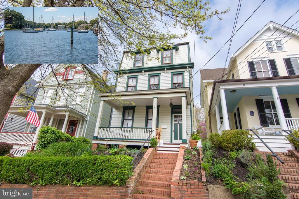 91  MARKET STREET 21401 - One of Annapolis Homes for Sale