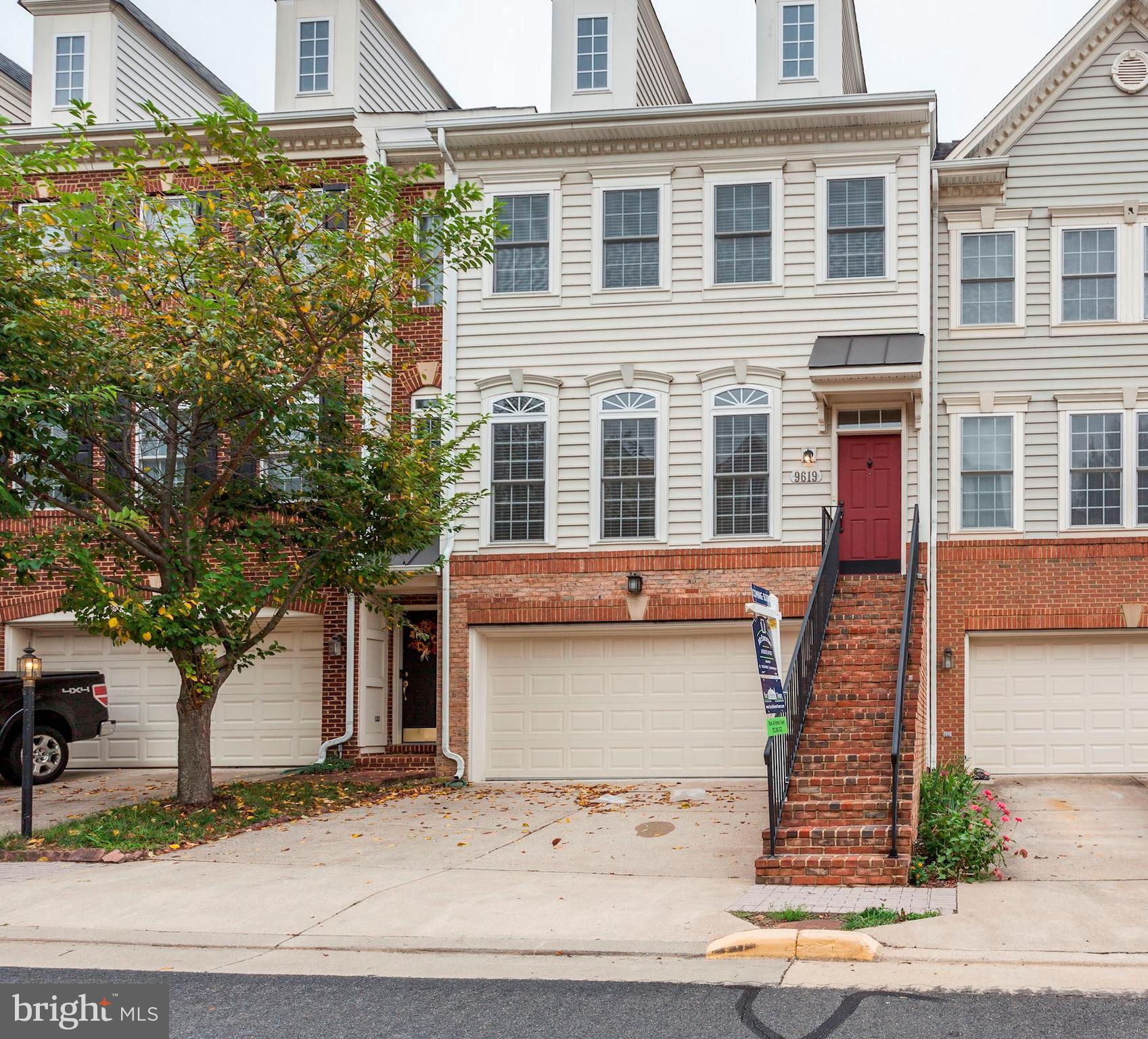 NEW PRICE-Beautiful move-in ready home in convenient Lorton Station! Main level offers lots of light, hardwood floors, open kitchen w/breakfast eating & sitting areas, dining room, & living room. Large deck off kitchen. Upstairs you~ll find the relaxing owner~s suite. Laundry on bedroom level. Roof/Water Heater replaced 2018. Close to Lorton Town Center, VRE, & Ft. Belvoir-Commuters dream!