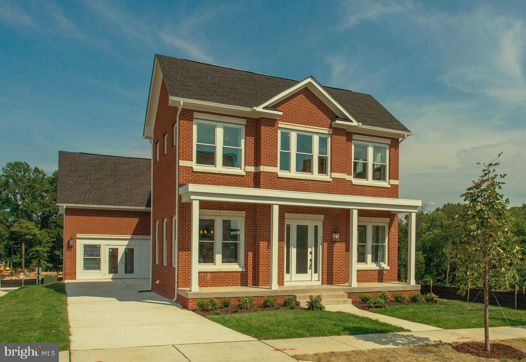 """STUNNING BRAND NEW VAN METRE SINGLE FAMILY HOME FEATURING AN OPEN CONCEPT W/ AN IMPRESSIVE GOURMET KITCHEN, 42"""" CABINETS, GRANITE, AND STAINLESS STEEL APPLIANCES. 4 TO 5 BEDROOMS, ELEGANT MASTER SUITE. STUNNING 10 FT CEILINGS ON MAIN LVL. PICTURES OF MODEL, FLOOR PLANS AND OPTIONS WILL VARY."""