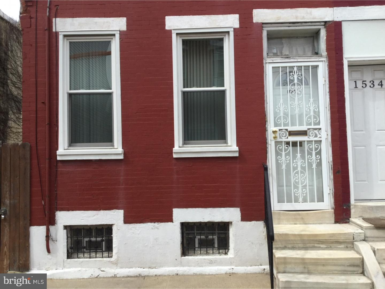 1536 S Capitol Street Philadelphia, PA 19146