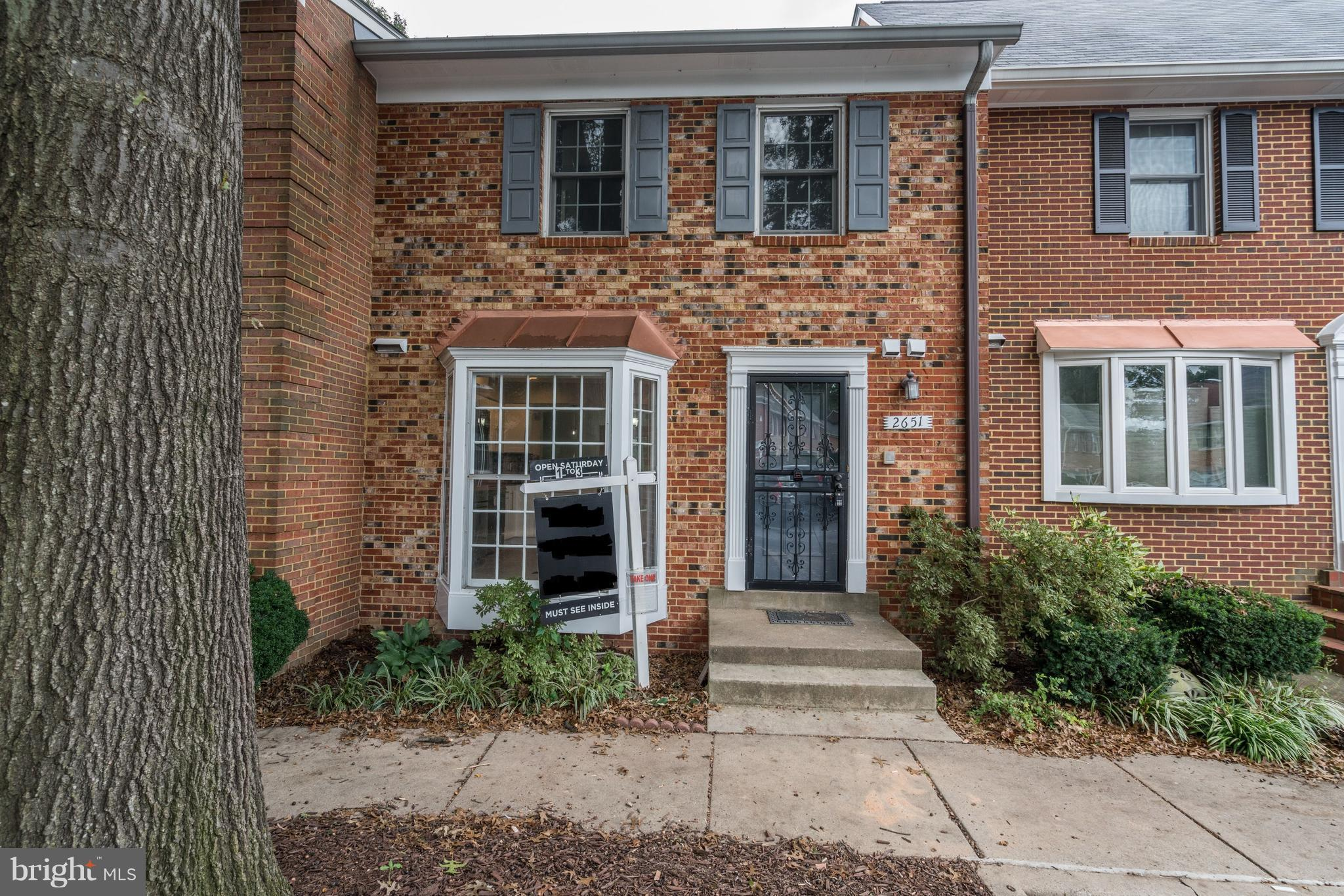 Beautifully Renovated Town Home in Seminary Heights! Two Master Bedroom Suites, Spacious Living Room, Separate Dining Room w/ Chair Rail, Kitchen w/ Table Space, Recreation Room w/ Wet Bar, Den, Georgetown Style Patio, Assigned Parking at the Front Door & One Guest Parking Pass, Close Proximity to DC, Downtown Alexandria, & More!
