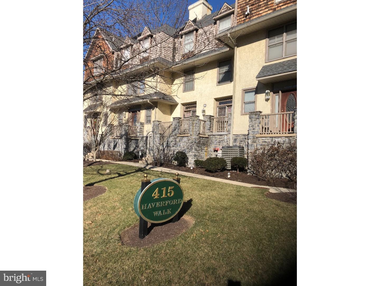 415 W Lancaster Avenue #6 Haverford, PA 19041