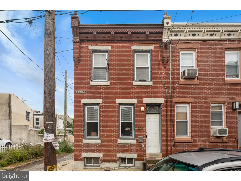 306 Cambridge Street Philadelphia, PA 19123