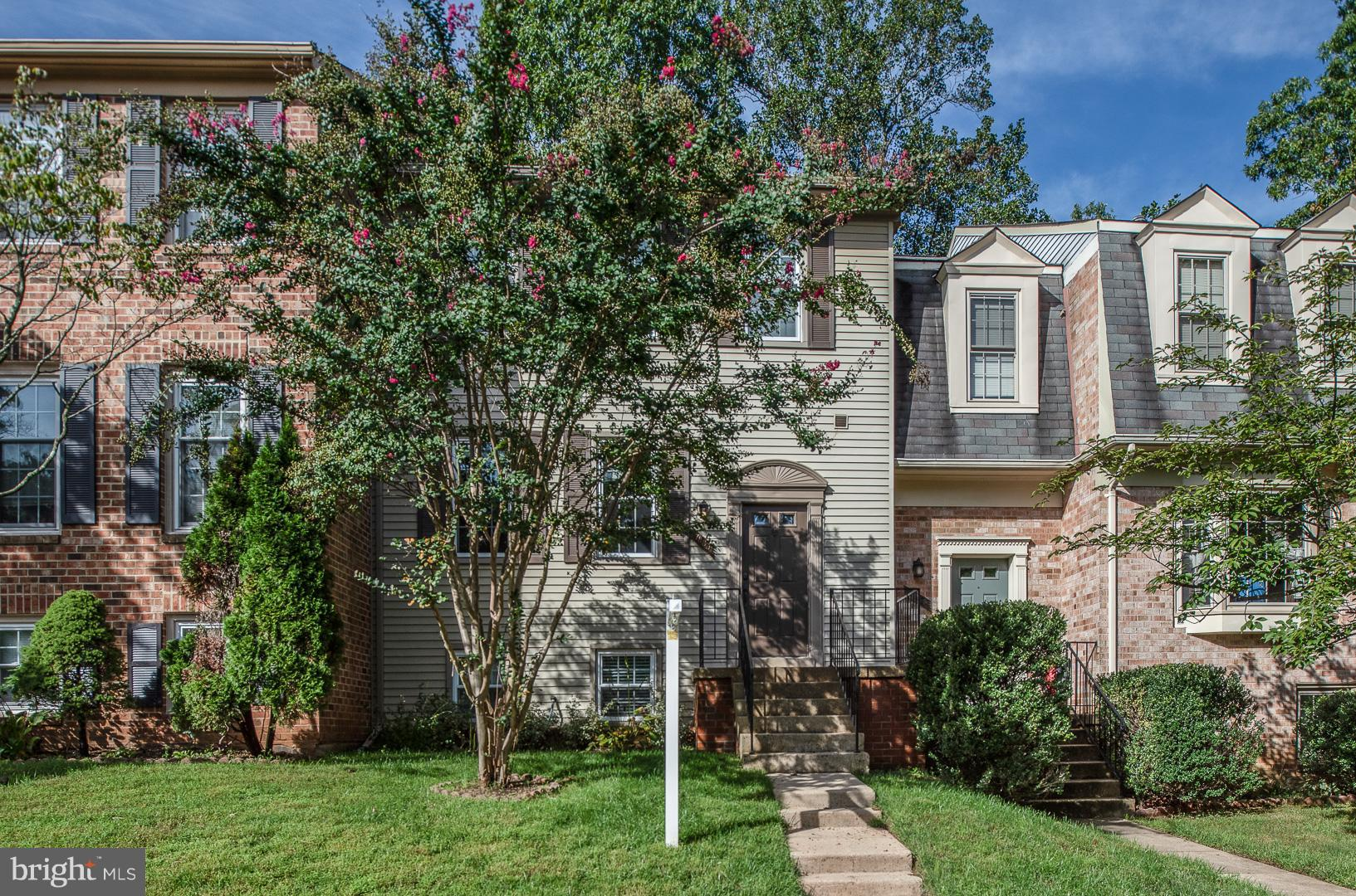 Must have 4BR/3.5BA 3LVL TH w/ upgrades head to toe. Kit w/ silestone counters, stainless steel appliances, backsplash, ceramic tile! Gorgeous BA renovations! Gleaming hardwoods on 2 levels. Walkout LL w/ Rec Rm & FP, BR & full BA! Master Suite w/ vaulted ceiling. Awesome 2 level deck looking out on woods! Energy efficient windows & SGD's! Prime location near FFX Co Pkwy, 495/395/95, & Metro!