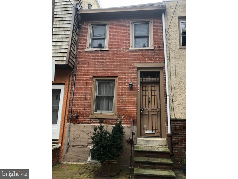 914 Kimball Street Philadelphia, PA 19147