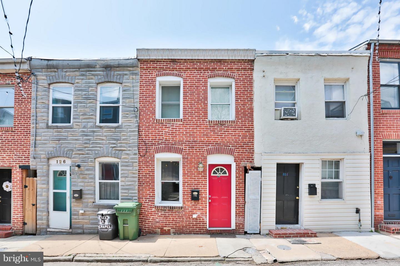 124 Chapel Street   - Baltimore, Maryland 21231