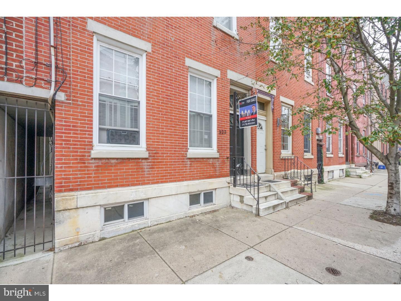 322 Reed Street #2R Philadelphia, PA 19147