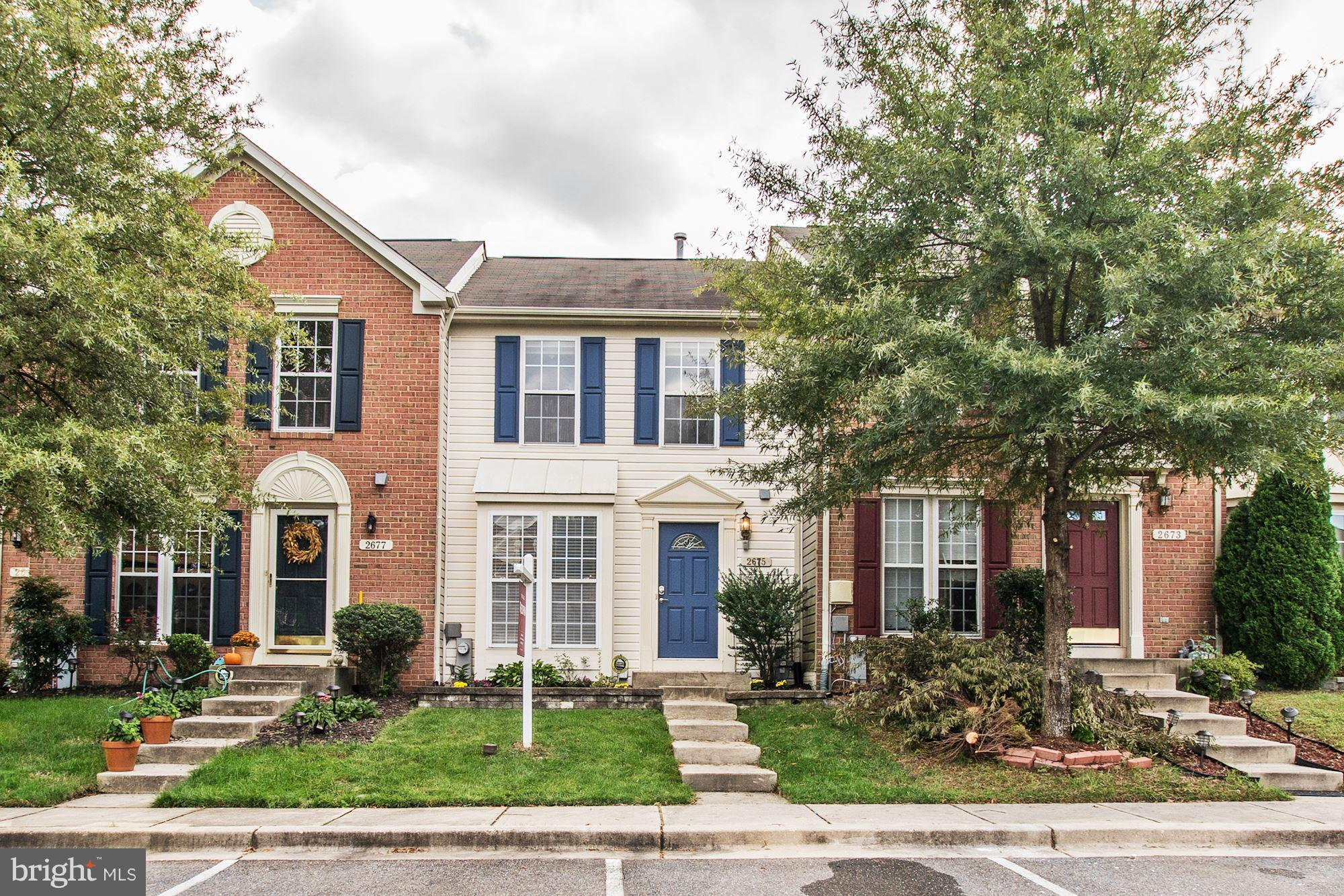 2675 RAINY SPRING COURT, Odenton, MD 21113