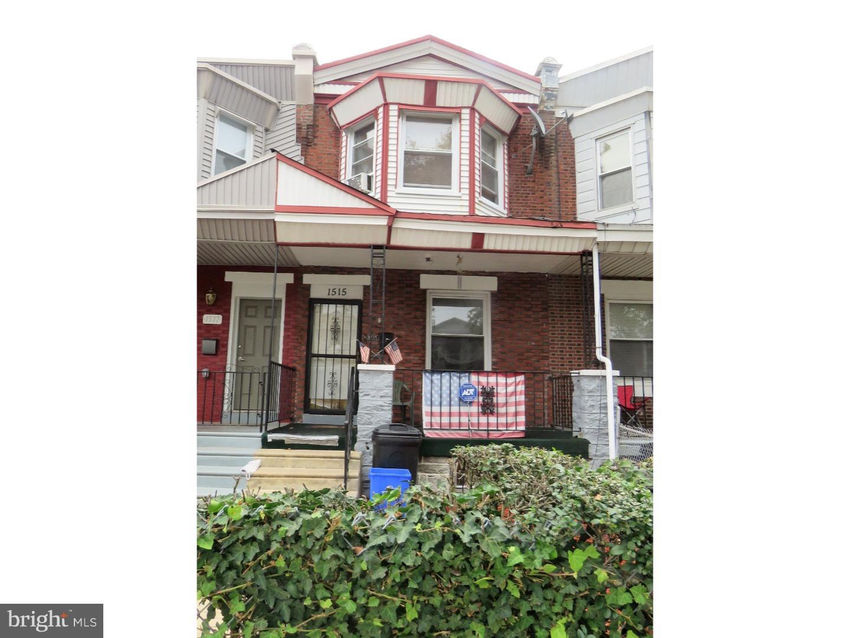 1515 N Robinson Street Philadelphia, PA 19151