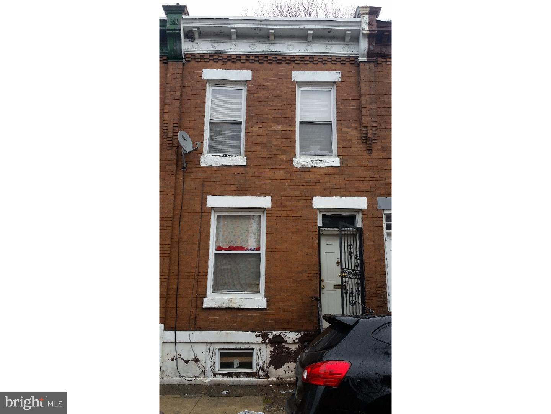2753 N Bonsall Street Philadelphia, PA 19132