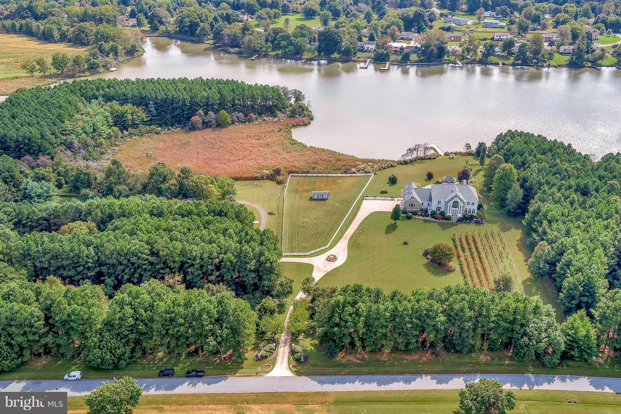 115 TWIN COVE ROAD, STEVENSVILLE, MD 21666