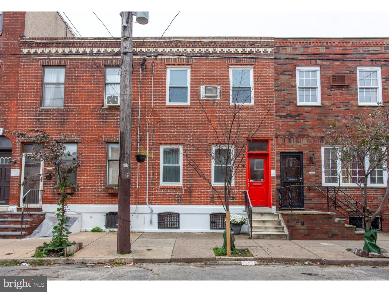 706 Reed Street Philadelphia, PA 19147