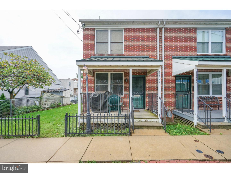 1824 Wilmot Street Philadelphia, PA 19124