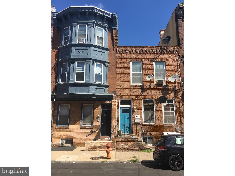 531 Dickinson Street Philadelphia, PA 19147
