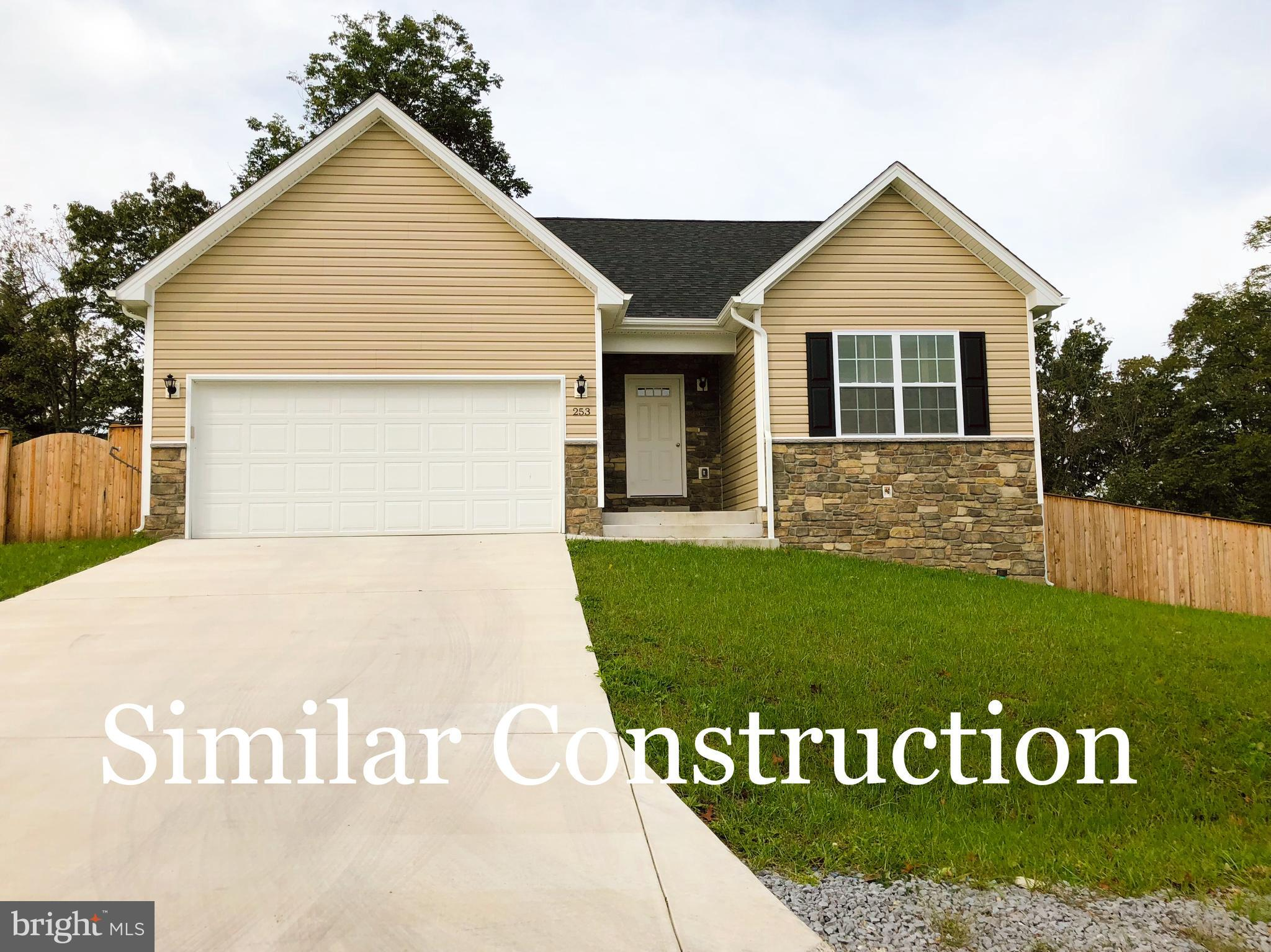 9 VILLAGE CIRCLE, HARPERS FERRY, WV 25425