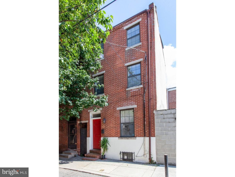 1109 S Bodine Street Philadelphia, PA 19147